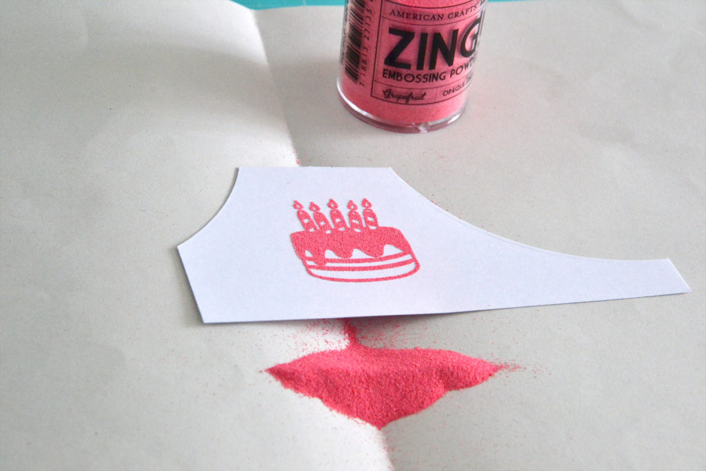 Polvos embossing