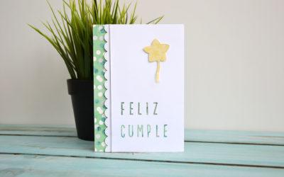 Tarjeta | Feliz cumple