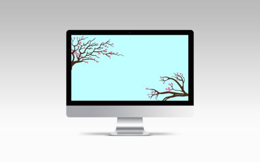 Sakura, iMac