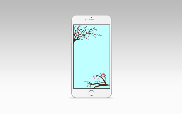 Sakura, iPhone