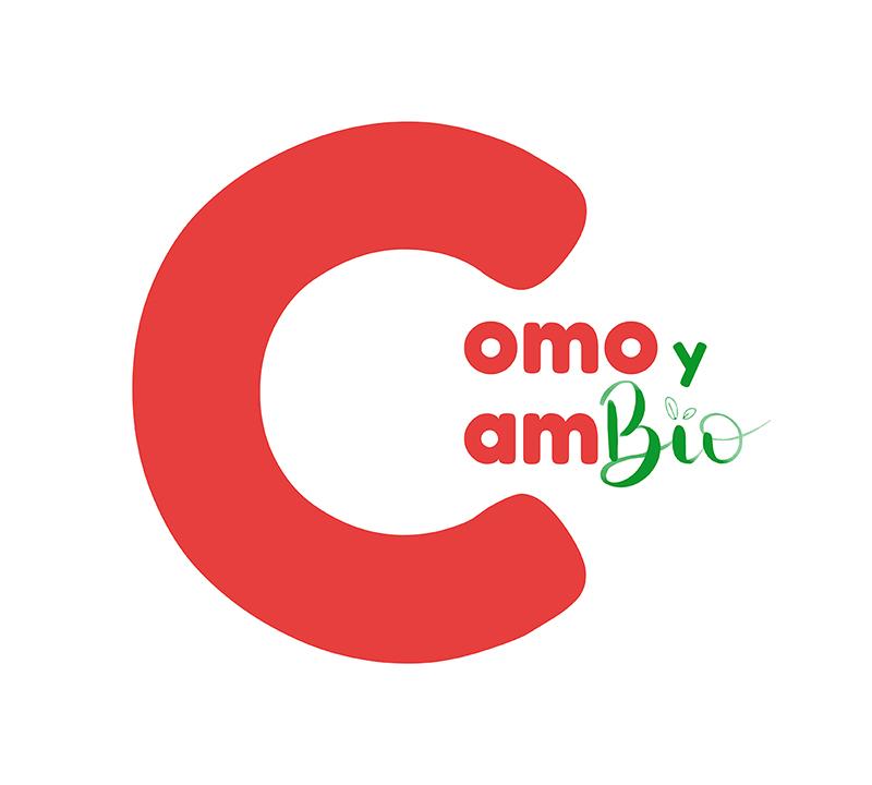 ComoyCamBio, logotipo