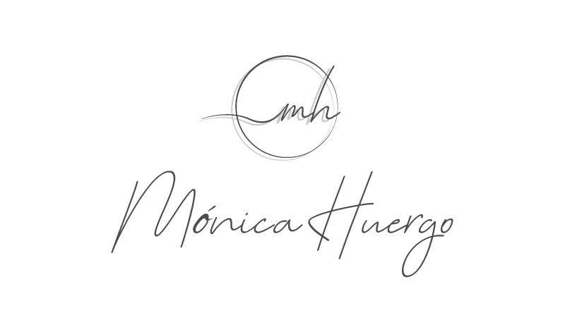 Mónica Huergo, imagotipo